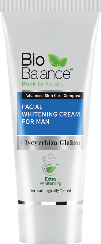 FACIAL WHITENING CREAM FOR MAN