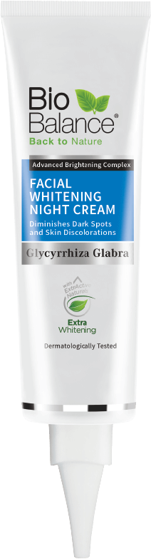 FACIAL WHITENING NIGHT CREAM